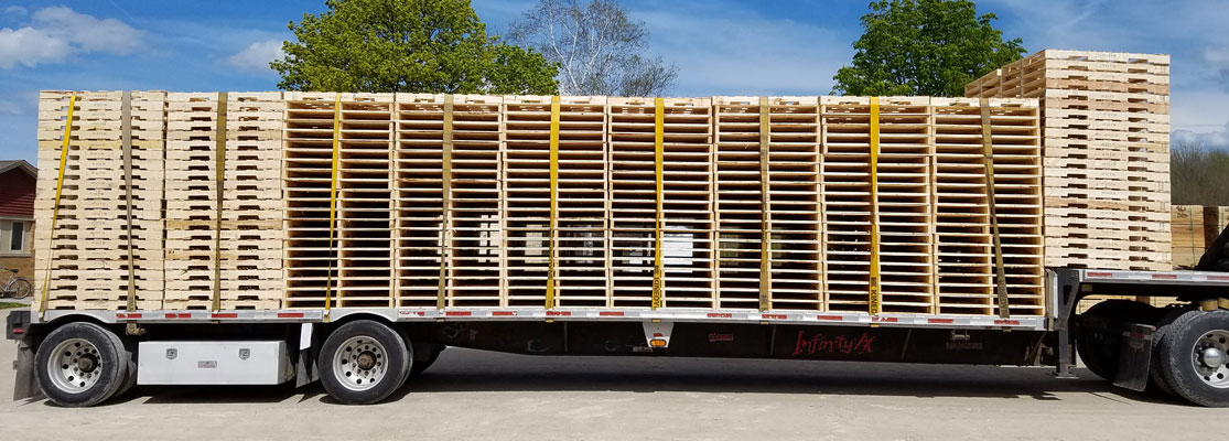 Softwood Pallets for Sale in Milwaukee, WI
