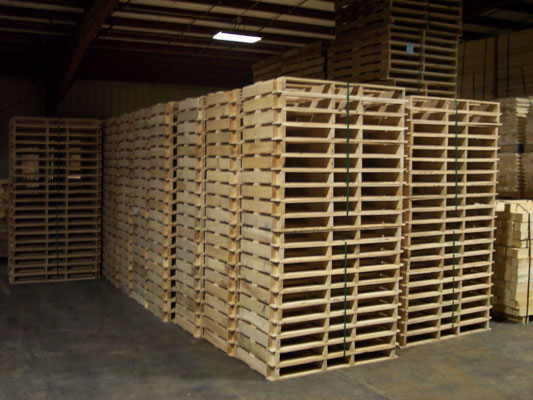 Softwood Pallets for Sale in Plymouth, WI